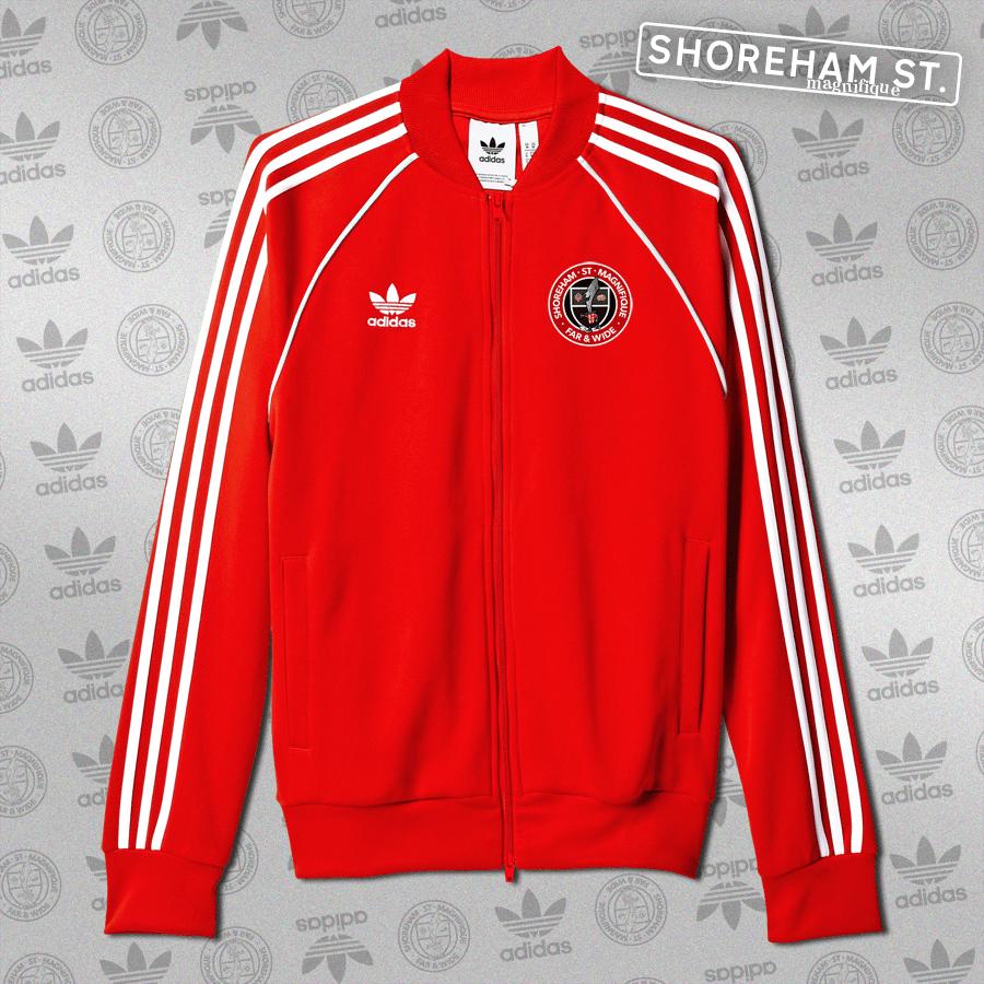 Image of SSM x Adidas Track Jacket