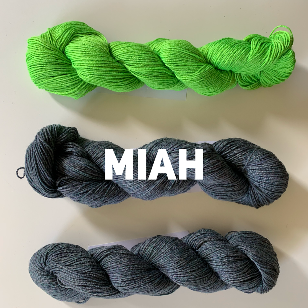 Image of Neons & Neutrals Yarn Packs