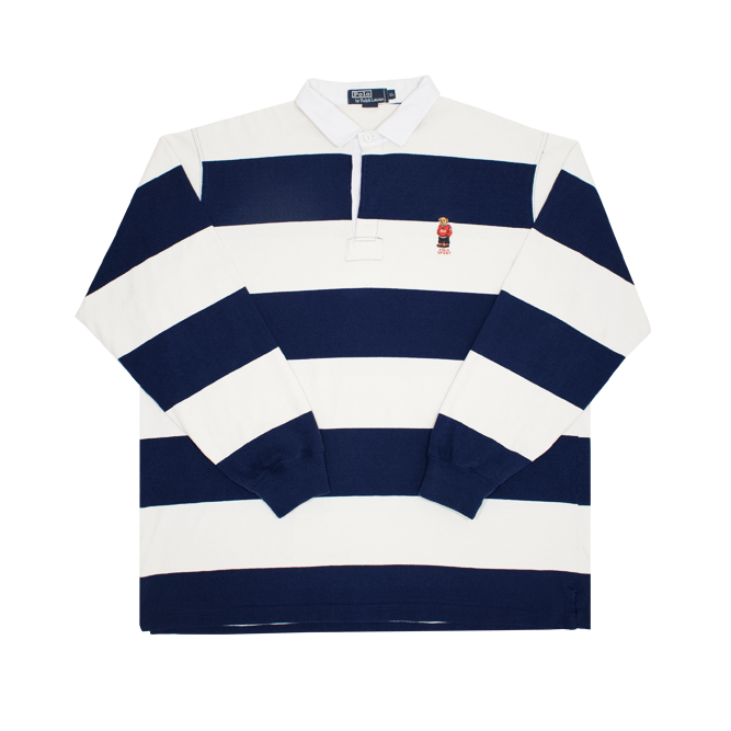 Image of Polo Bear Ralph Lauren Vintage Rugby Size XL