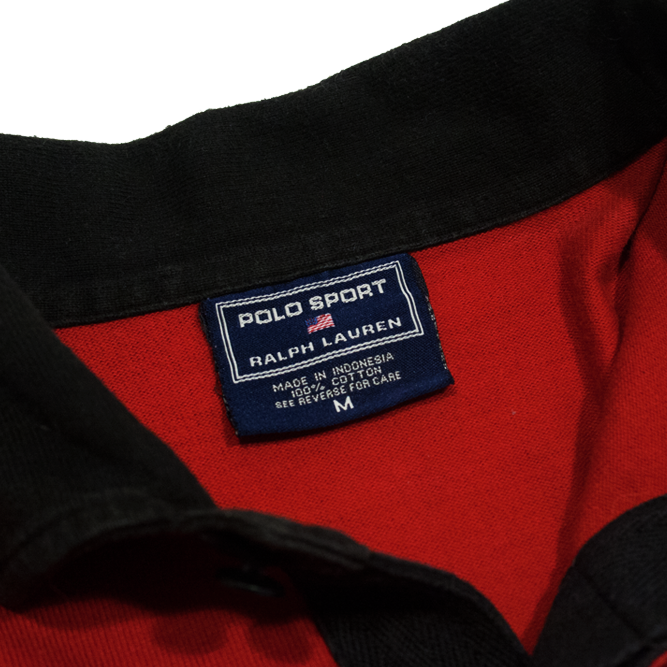 Image of Polo Sport Ralph Lauren Vintage Rugby Size M (Boys)