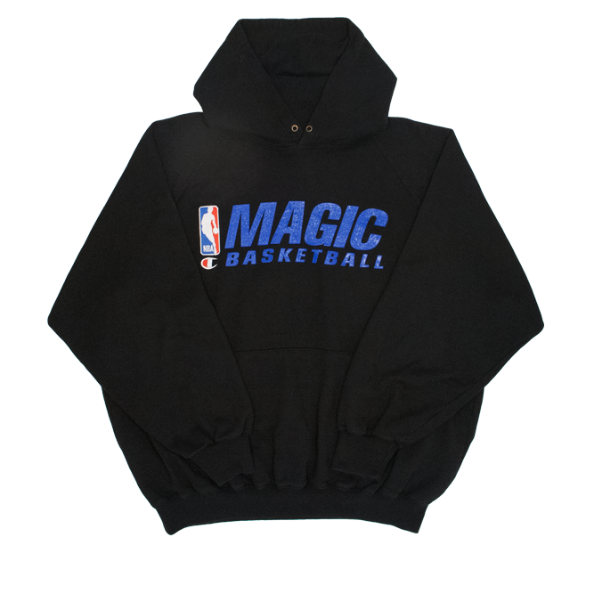 Image of Champion Orlando Magic Hoodie Size XL