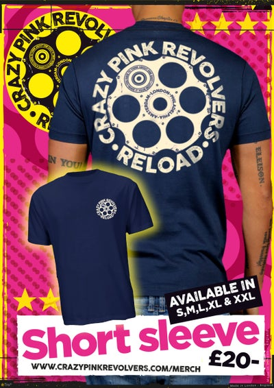 Image of CPR Reload T-Shirt