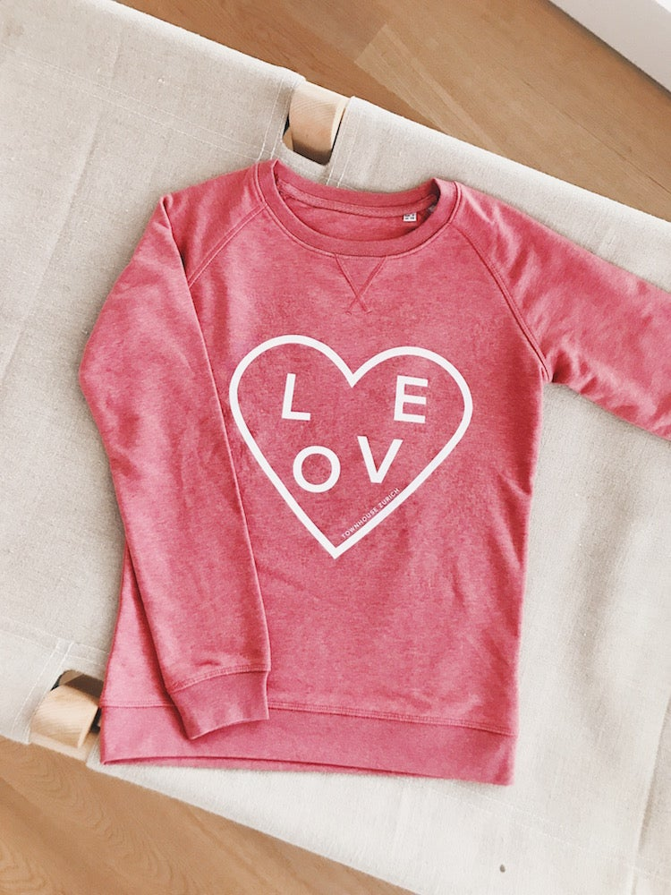 Image of Love Sweatshirt