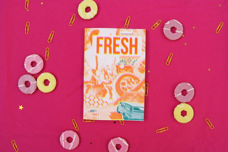 Image of FRESH - Issue Three