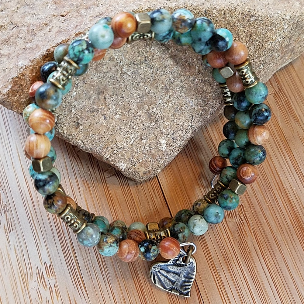 Image of Adoring Autumn Bracelet