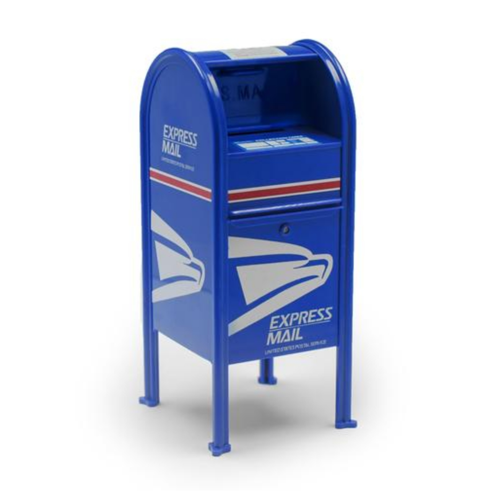 Image of USPS Replica Dropbox