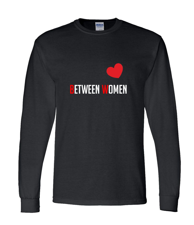 Image of H<3 Between Women T-Shirt