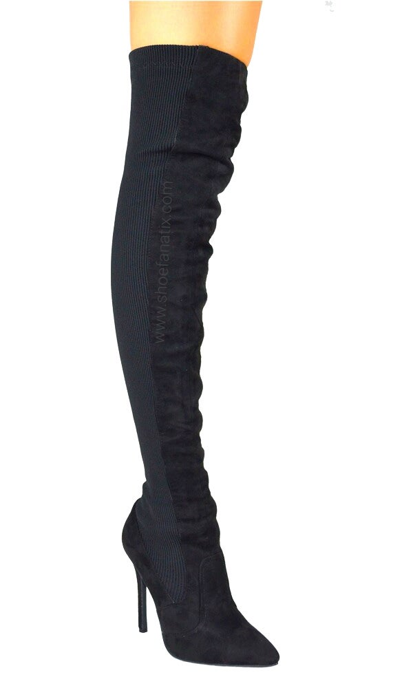 Image of Ada Over The Knee Boot