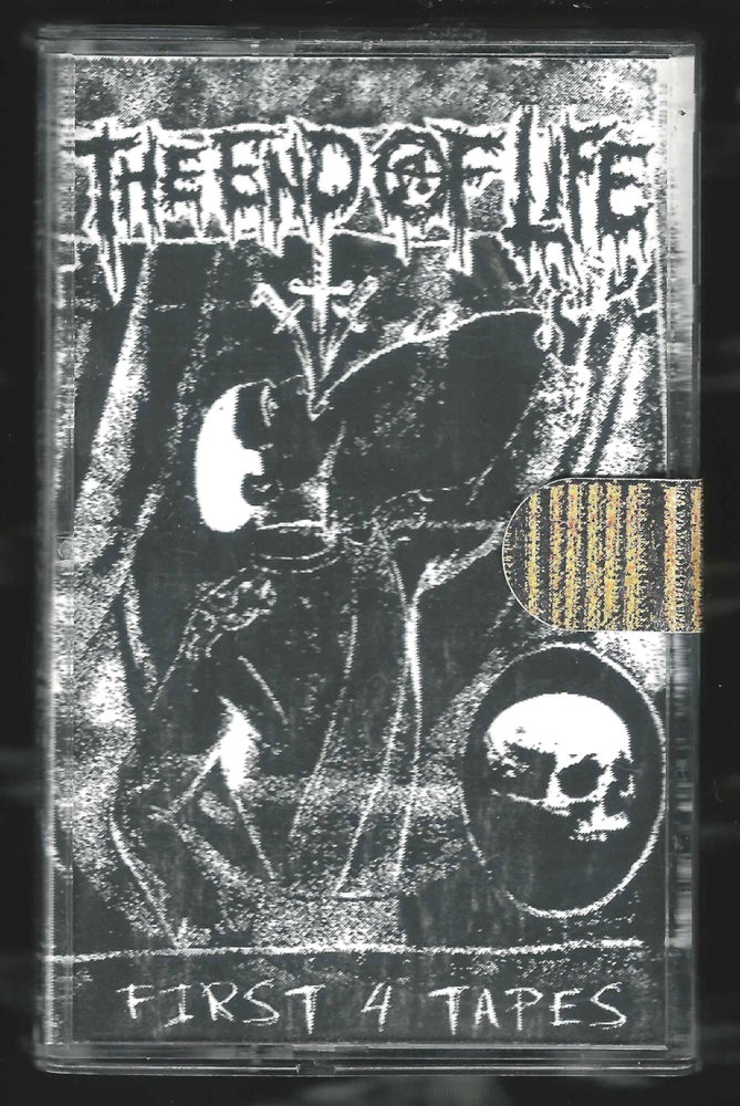 Image of THE END OF LIFE - FIRST FOR TAPES CS