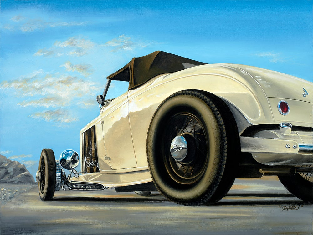Image of Flat Out Roadster (original)