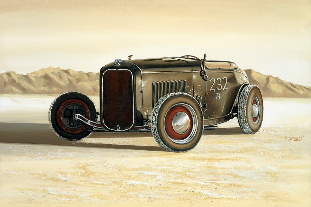 Image of Slat Flats Roadster (original)