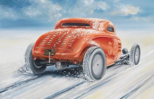 Image of Salt Flats Coupe (original)
