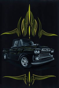 Image of 58 Chev Truck (original)