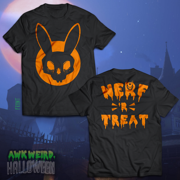 Image of Dva Halloween - Nerf 'r Treat Limited Edition