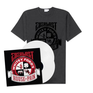 "Image of Everlast ""Whitey Ford's House Of Pain"" LP-Bundle"