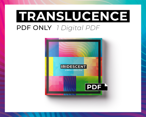 Image of Translucence - Digital PDF Zine