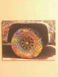 "Image of Medium Canvas HVH AUTO print 12x16"""