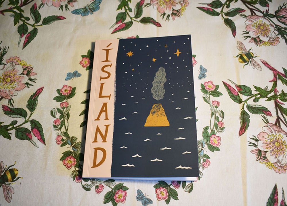 Image of Ísland book