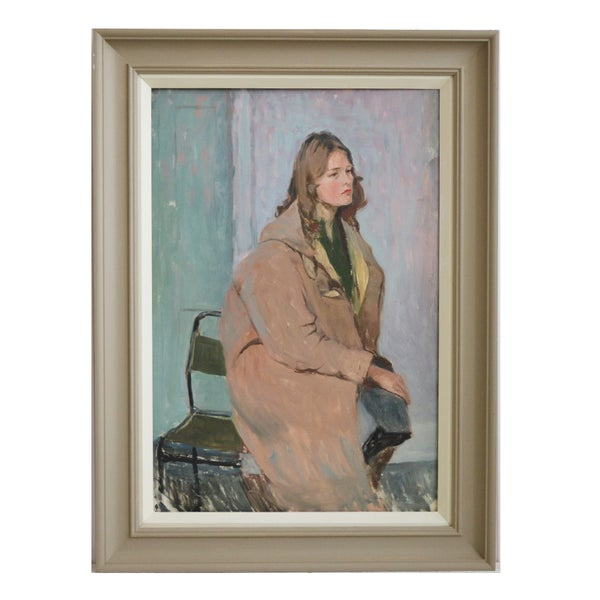 Image of  Portrait of a Woman in a Jacket, Mary Beresford Williams