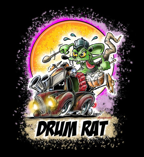 Image of Drum Rat!