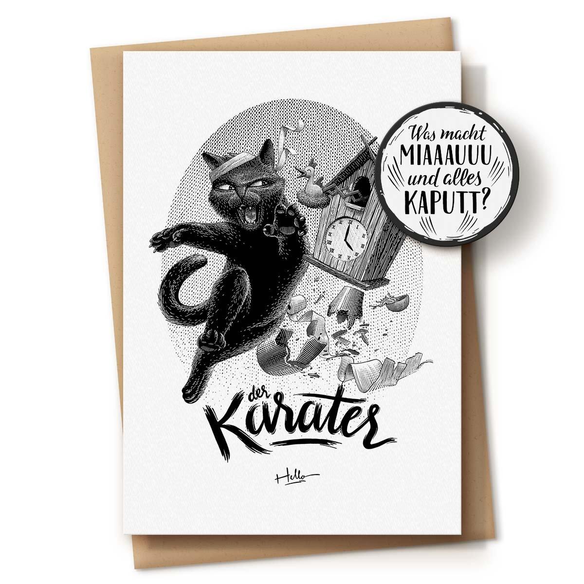 Image of Der Karater