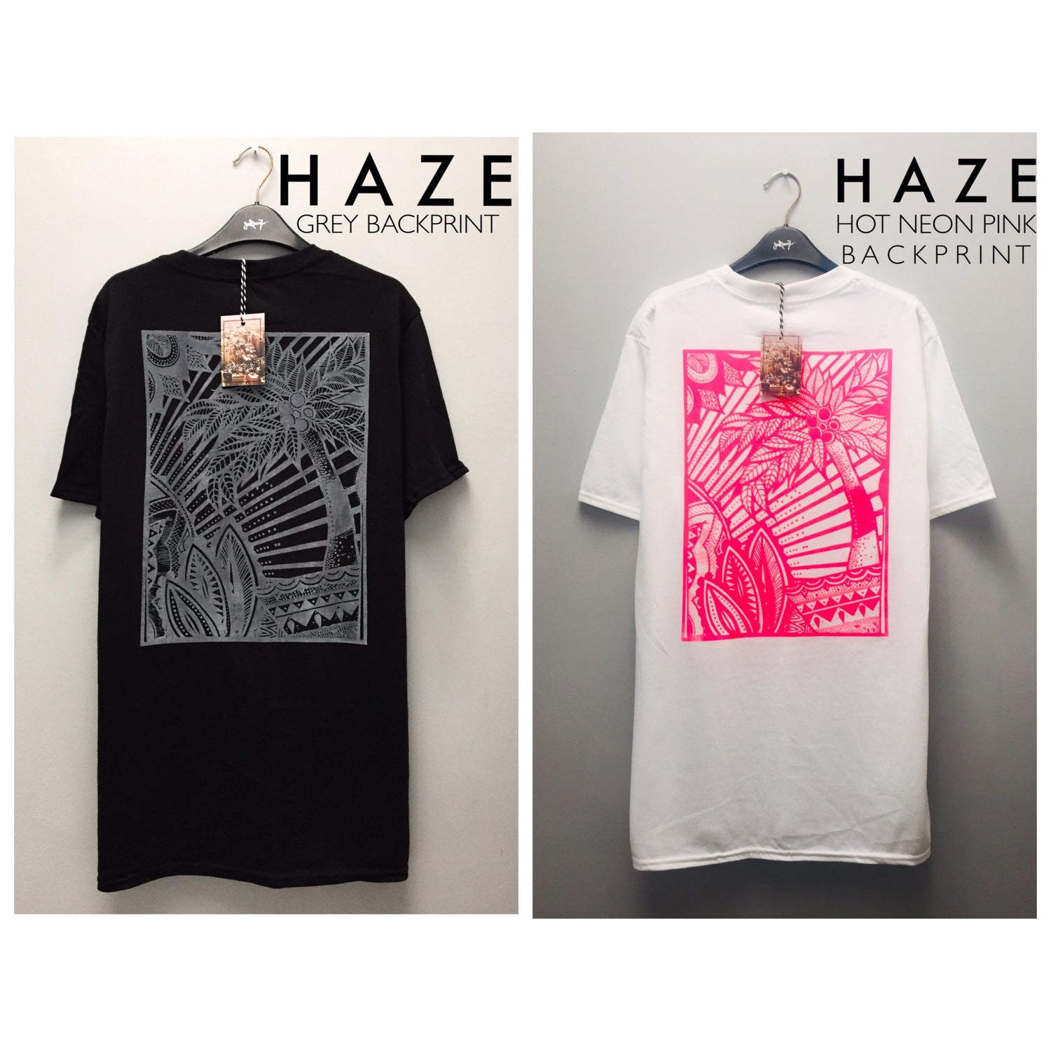 Image of HAZE TSHIRT / SWEATSHIRT / PRINTS