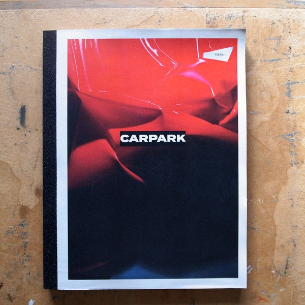 Image of Carpark Magazine Issue 12 / Sour Cherry