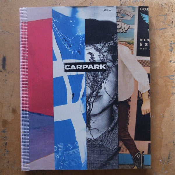 Image of Carpark Magazine Issue 12 / Tutti Frutti / Prison Spine