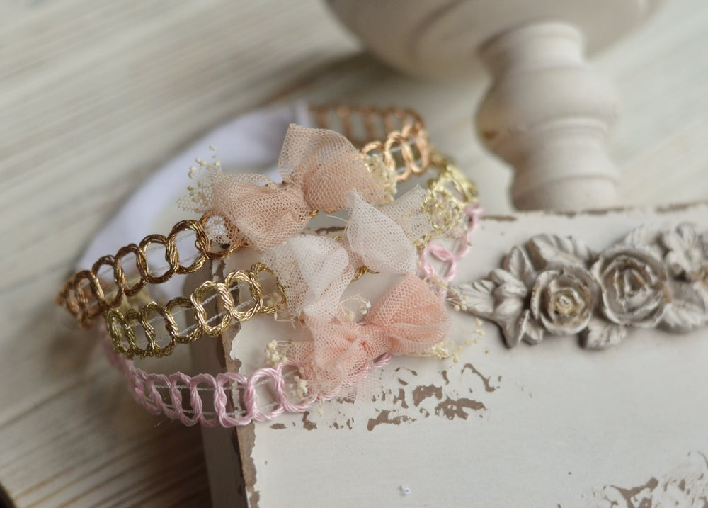 Image of Inspired by Chanel (headband )