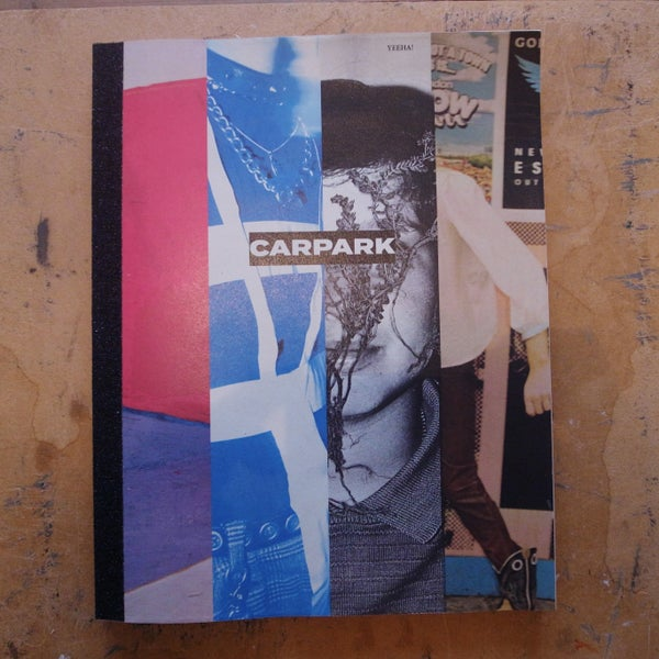 Image of Carpark Magazine Issue 12 / Tutti Frutti Cover / Abrasive Spine