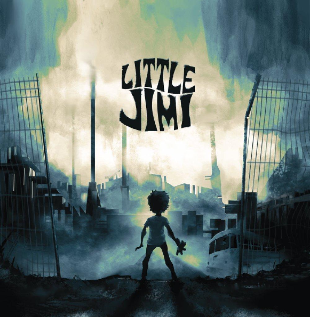 Image of LITTLE JIMI - VINYL ALBUM EP.1