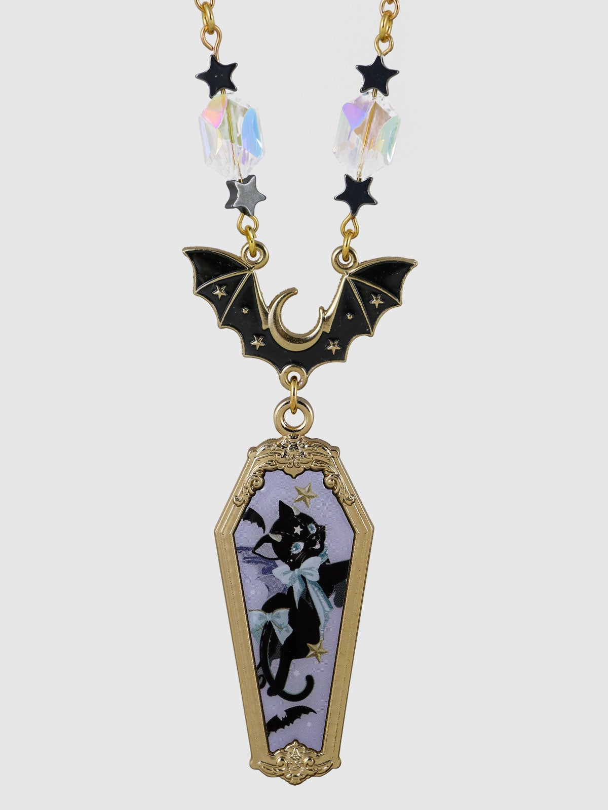 Image of Witch Academy Luka Necklace • Lavender