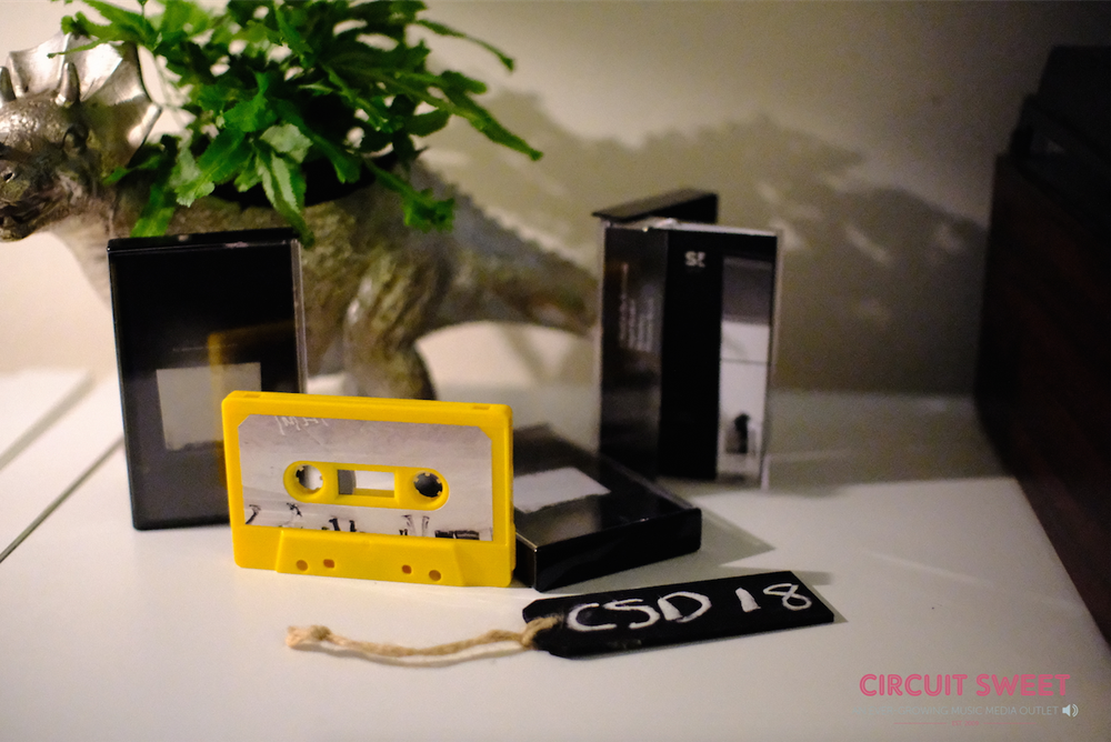 Image of CASSETTE STORE DAY 2018 RELEASE  | MT. DOUBT - THIS MUST MEAN SOMETHING AWFUL