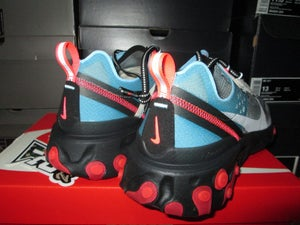 """Image of Nike React Element 87 """"Blk/Blue Chill"""""""