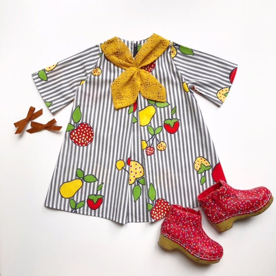 Image of RTS Fruit Basket Dress