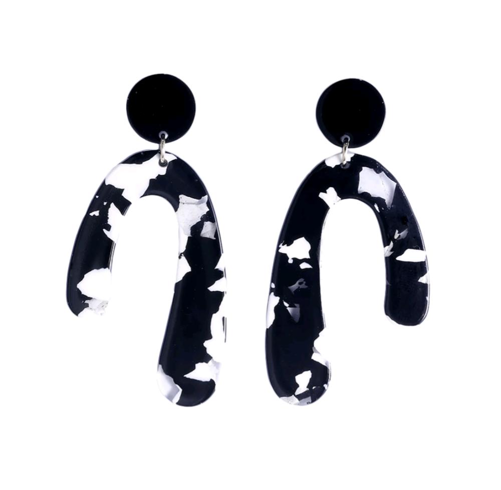 Image of Asymmetric earrings
