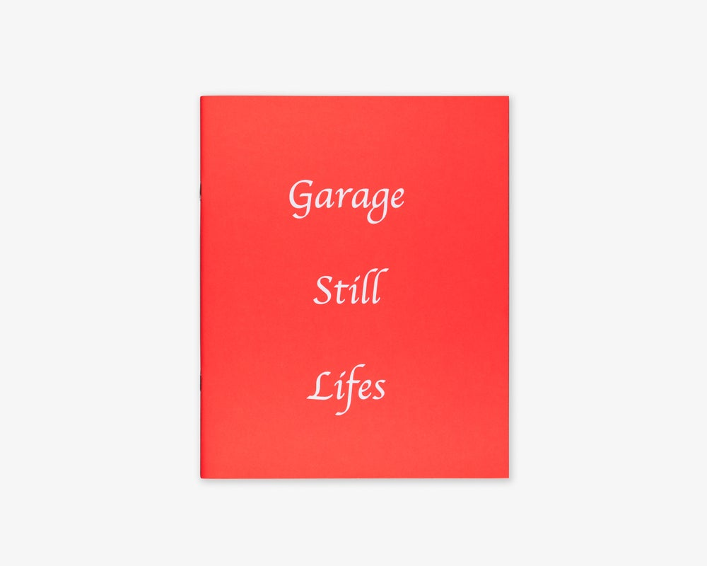 Image of Corey Olsen - Garage Still Lifes