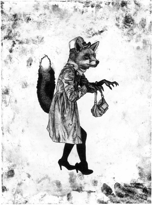Image of Creepy Fox