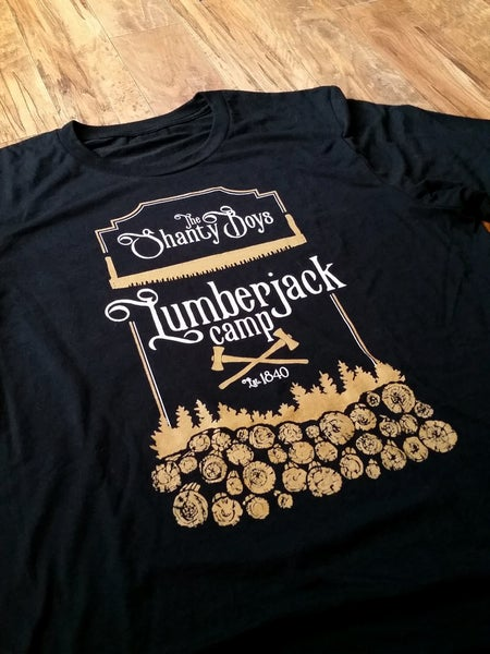 Image of Lumberjack Camp Tee