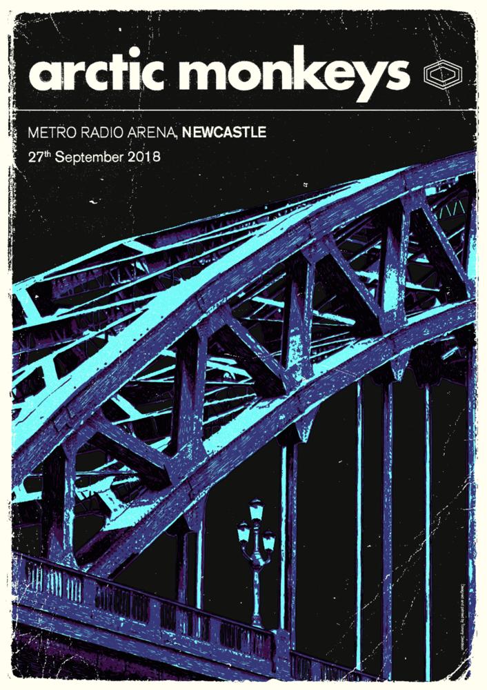 Image of Arctic Monkeys - Newcastle 27th