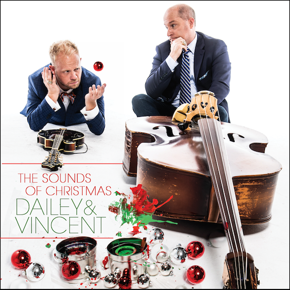 Image of Dailey & Vincent: The Sounds of Christmas CD