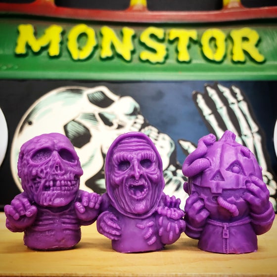 Image of HALLOWEEN 3 PACK (PURPLE)