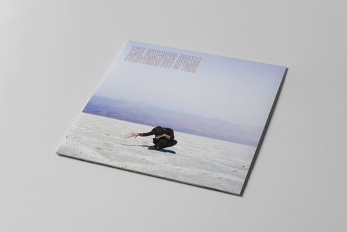 """Image of Everything Out of Tune 12"""" LP Amber Edition"""