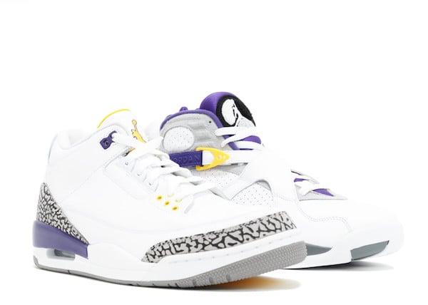 Air Jordan 3/8 Retro \