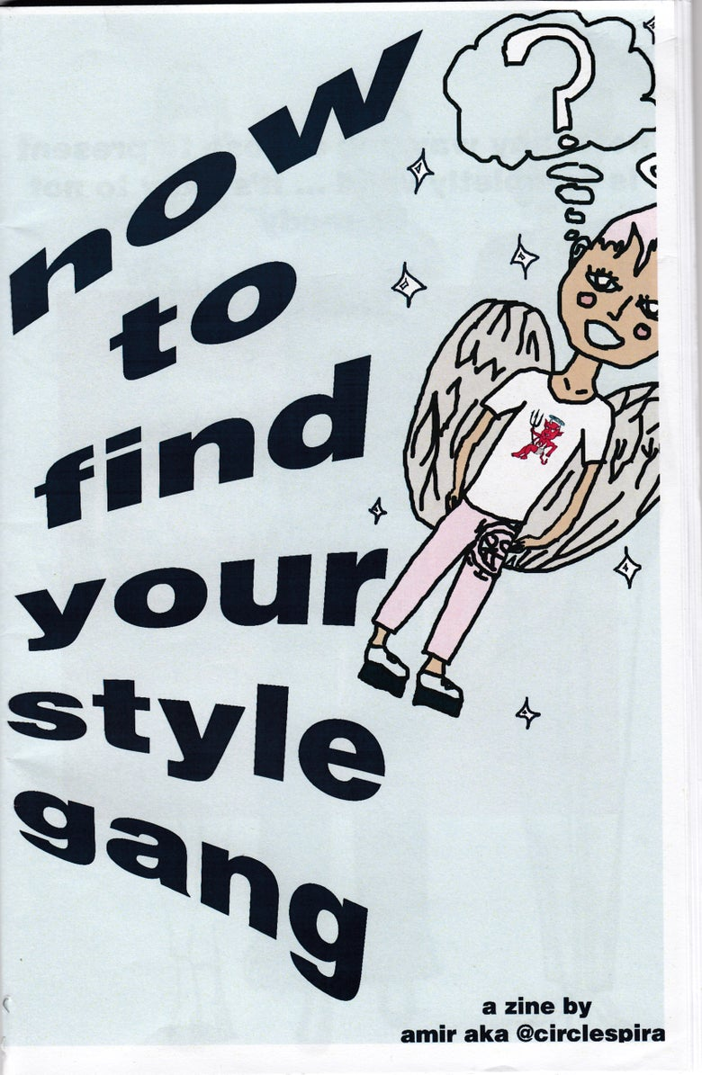 Image of How To Find Your Style Gang
