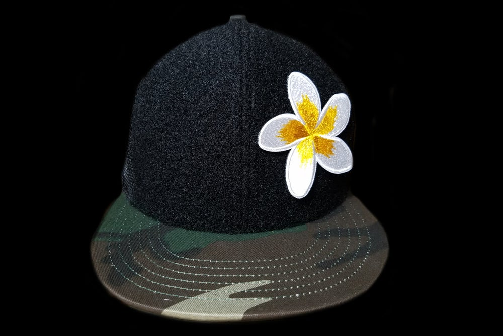 Image of Velcro hat camo