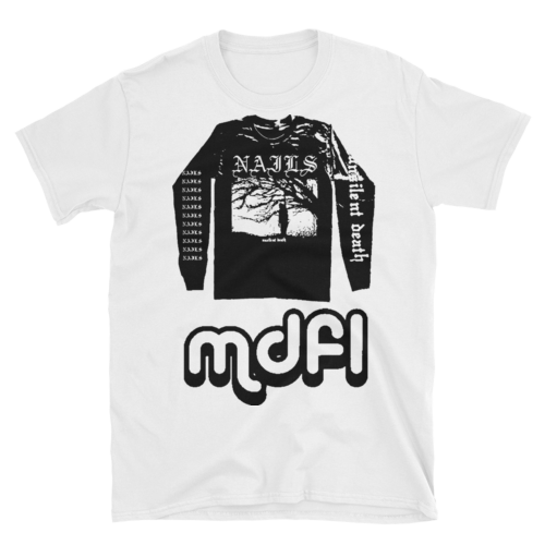 "Image of MDFL ""NAILS"" T-Shirt"