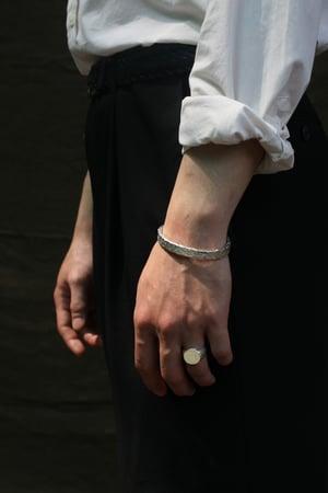 Image of Silver Wrap bracelet