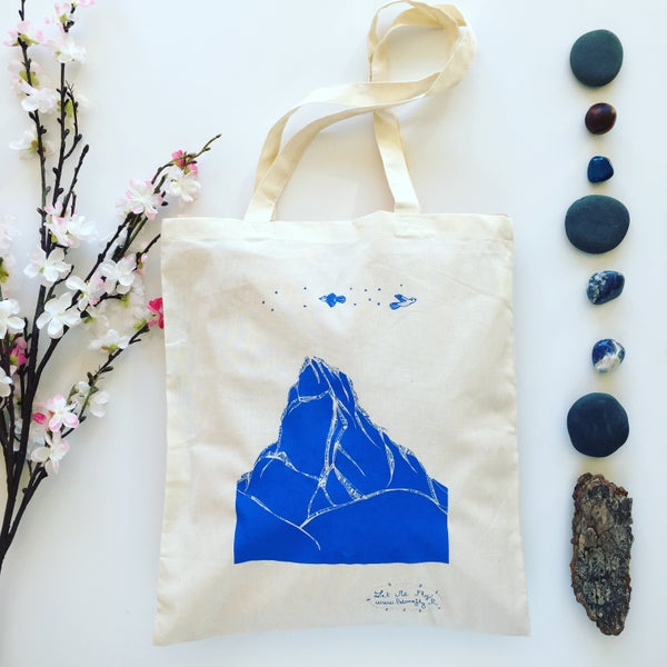 Image of Tote Bag *Matterhorn*