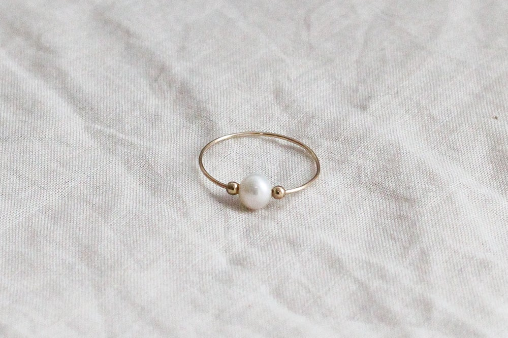 Image of Bague Pearl I